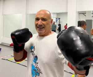 clase boxeo gimnasio leon